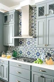 large glass tiles for backsplash glass tile ideas kitchen