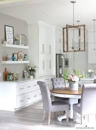 New White Kitchen Reveal Amazing Before And After Photos Of A Modern Farmhouse Style