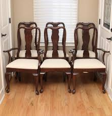Ethan Allen Chippendale Wingback Chair by Ethan Allen