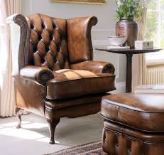 Chesterfield Armchair / Leather / Wing - EDWARD - Fleming & Howland Avici Scroll Chesterfield Fireside Wingback Luxury Patchwork Chair The English Low Arm Leather Armchair By Indigo Fniture Wing Back Chair Devlin Lounges Chesterfield High Back Wing Chair 3d Model Cgtrader This Is A Wing Due To Its Tall Back With Extra Padding Or How Reupholster Wingback Diy Projectaholic In Orchid Red Oak Land Accent Chairs Modern Sofamaniacom Liberty Justice Home Pu Leather Office Swivel Luxury Adjustable Computer Desk Big