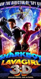The Adventures Of Sharkboy And Lavagirl 3 D 2005
