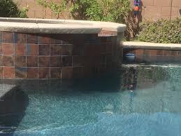 pool tile cleaning tucson arizona