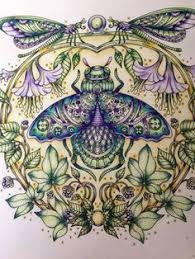 Secret Garden Coloring Book See More Resultado De Imagem Para Hanna Karlzon
