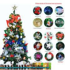Christmas Trees Kmart Au by Fibre Optic Christmas Tree Ebay