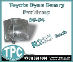 Toyota Dyna Camry Parklamp - 96-04 - New Replacement Truck Body ... 84 Toyota Truck Fuse Box Product Wiring Diagrams 83 Pickup Parts Diagram House Symbols Preowned 2018 Tacoma Sr Access Cab In Dublin 8676a Pitts 1994 Speedometer Sensor Introduction To Luxury Toyota Body Health Pictures For Education Equipment Smithfield Nsw 2164 Australia Whereis 1987 Mr2 Schematic All Kind Of 2016 Hilux Will Get Over 60 Genuine Accsories Industry Explained 2004 4runner Front End Lovely
