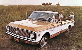 100 Old Chevy 4x4 Trucks For Sale And SUVs Are Booming In The Classic Market Thanks To