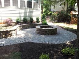 Square Fire Pit Kit Outdoor Fire Pits Fire Pit Granite Fire Pit