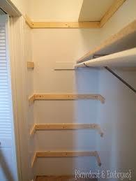 the 25 best diy closet shelves ideas on pinterest closet