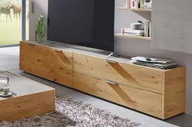 hülsta fena wohnwand 990001 betongrau balkeneiche möbel