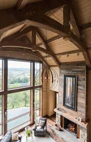 100 Modern Rustic Architecture East Tennessee Living Room Samsel Architects