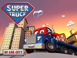 Amazon.com: Super Truck Of Car City: Charles Courcier, Edouard ...