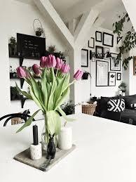 flowers blumen wohnzimmer table esstisch