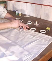 décoration réaliser la confection de rideaux faits maison