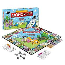 1115 Adventure Time Monopoly