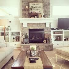 Best 25 Farmhouse fireplace ideas on Pinterest