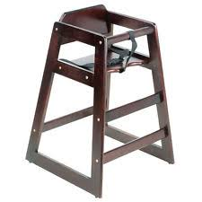 Light Wood Eddie Bauer High Chair by Wooden High Chair Ebay