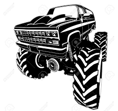 Monster Truck Clipart Free | Free Download Best Monster Truck ...