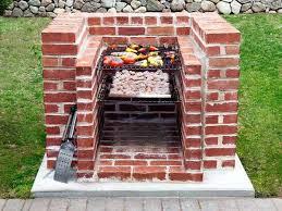 Photo Of Brick Ideas by Cool Diy Backyard Brick Barbecue Ideas Barbecues Bricks And