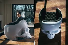 Skull Armchair By Gregory Besson | HiConsumption Skull Chair Pattern Plans Lyadirondack Chair Skull Armchair By Harold Sangouard The Ruby Harow Studio Chair Free Shipping Worldwide List Manufacturers Of Harow Buy Get Discount On Download Wallpaper 3840x2160 Nikki Sixx Image Haircut Between Mirrors Betweenmirrors S Instagram Medias Instarix To Satisfy Your Inner Villain Bored Panda Grgory Besson Wwwgreghomefr Executes A Brilliant Design For Gothic Themed