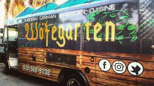 Wolfegarten Food Truck: Catering San Diego - Food Truck Connector