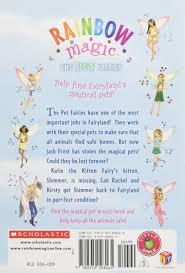 Trixie The Halloween Fairy Pictures by Katie The Kitten Fairy Rainbow Magic Pet Fairies No 1 Daisy
