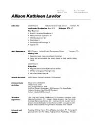 12 Sample Resume For Dietary Manager