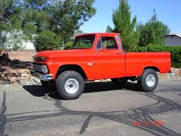 1966 Chevy K10 | '60-'66 Chevy/GMC Truck Owners