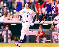 Autographed Brandon (Houston Astros) Barnes Photo - 8X10 1brandon Barnes Colorado Rockies Colorado Rockies Mlb Miami Marlins V Photos And Images Getty 532xc Reilly On Sparkles Jr Novice Cross Country Los Angeles Dodgers Science Center Cadaver And Animal Lab At College Libby Looks For Extreme Weather In The Middle Distance Pladelphia Phillies Springs Police Vesgating Deadly Shooting Off Austin Lgmont People Frank July 22 1960