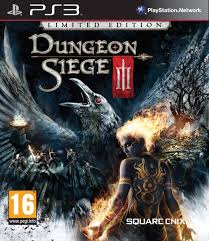 dongeon siege 3 dungeon siege 3 limited edition ps3 zavvi
