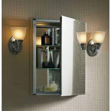 Kohler Verdera Recessed Medicine Cabinet by Furniture Pegasus Medicine Cabinet For Plenty Of Storage And A