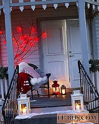 ikea يشجعنا على تزيين الداخلية والخارجية عيد الميلاد صالون