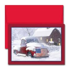 Patriotic Truck Boxed Holiday Cards With Red Envelopes | Products ... Holiday Time Christmas Decor 32 3d Metallic Truck With Tree American Simulator Pc Walmartcom Usa Postal Pop Up Card Memcq Eddie Stobart Trucking Songs All Over The World Amazon Card Car Truck Winter Transportation Christmas Tree Trees Io Die Set Luxury Tow Business Cards Photo Ideas Etadam Designs Industry Hot Shot Dump Elegant Designvector A Snowy Background And Colorful Load For Wishes Stampendous Tidings By Scrapbena Creations Alkane Company Inc Equitynet Zj Creative Design