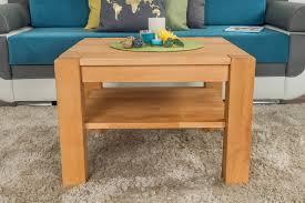 couchtisch buche massivholz farbe natur 50x65x65 cm wohnzimmermöbel wohnzimmereinrichtung