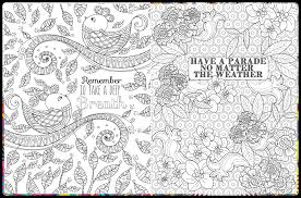 Motivational Coloring Book Inside Spread 1