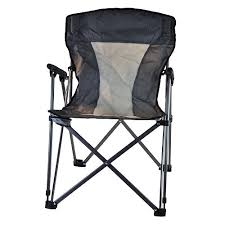 Sams Folding Lawn Chairs by Folding Camp Chair W Padded Arm Rests Gray Samsclub Com Auctions