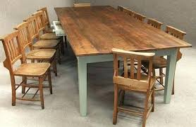 Dining Room Table Seats 12 Large Tables To Seat New With