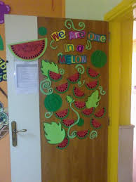 Awesome Nursery School Door Decorating Ideas House Design Best 25 Preschool