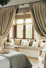 Kitchen Curtain Ideas For Bay Window by Best 25 Bay Window Curtains Ideas On Pinterest Bay Window