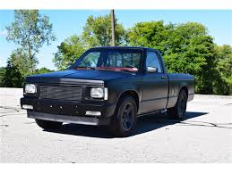 1985 Chevrolet S10 For Sale | ClassicCars.com | CC-1142466 Best 94 Chevy S10 Project Truck For Sale In League City Texas 2018 Chevy Blazer For Sale Cars Trucks Paper Shop Free 50 Milwaukee Used Chevrolet Savings From 2249 2004 Pickup Nationwide Autotrader 1984 Drag Youtube Diesel Lifted Northwest 1951 Woody Project On Frame 1947 1948 1949 1950 1999 History Pictures Value Auction Sales 2001 Crew Cab Pickup Truck Item K5359 Sold 2003 Ls Eo9506 Uncommon Performance Gmc S15 Roadkill Delightful 2002 Collect