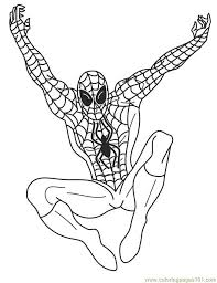 Superhero 22 Coloring Page For Kids And Adults From Cartoons Pages