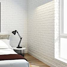 wandtapete 3d hintergrund wände aus weißem stein wohnzimmer schlafzimmer ziegel vlies tapete muster tapete white