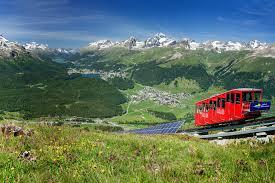 100 Muottas Muragl Alp Languard Summer In Engadin St Moritz