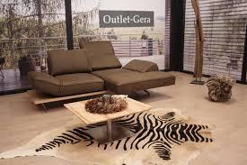 koinor modell phönix sofa e1pr in leder braun outlet gera
