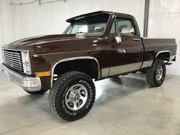 1983 Chevrolet Custom Stock # 000014 For Sale Near Brainerd, MN | MN ... 1983 Chevrolet C10 Pickup T205 Dallas 2016 Silverado For Sale Classiccarscom Cc1155200 Automobil Bildideen Used Car 1500 Costa Rica Military Trucks From The Dodge Wc To Gm Lssv Photo Image Gallery Shortbed Diesel K10 Truck Swb Low Mileage Video 1 Youtube Show Frame Up Pro Build 4x4 With Streetside Classics The Nations Trusted Pl4y4_fly Classic Regular Cab Specs For Autabuycom