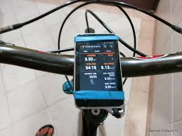 Taiwan Camping 台灣露營 DIY Universal Smartphone Bike Mount