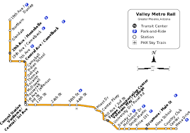 List of Valley Metro Rail stations