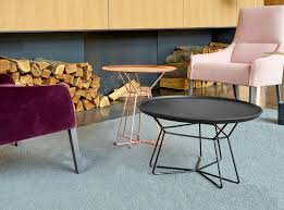 100 Lignet Rose FALDA COFFEE TABLE For Ligne T Studio Kowalewski