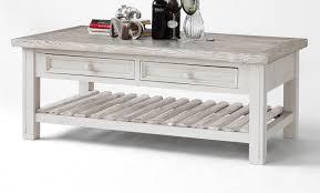 couchtisch opus in kiefer weiß und sand massivholz recycelt landhaus wohnzimmertisch used wood 140 x 80 cm