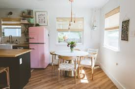 my houzz sweet pink touches and colorful boho style in