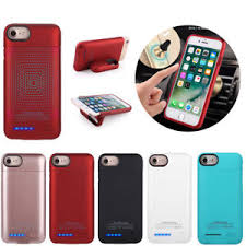 3000mah Magnetic External Battery Case Charger Cover Power Bank